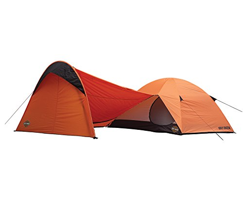 Harley-Davidson Rider's 4-Person Motorcycle Dome Tent