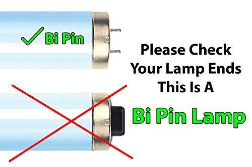 Wolff Dark Tan II Plus F71 100W Bi Pin Tanning Lamp (28)