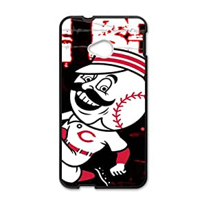 Baseball Fashion Comstom Plastic case cover For HTC One M7