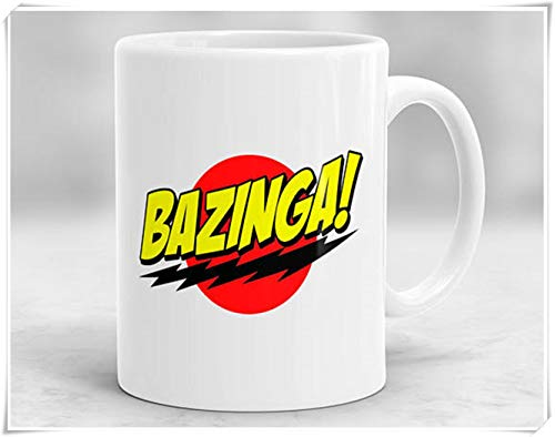 Funny Sheldon Cooper Mug. Single, Taken, Mentally Dating Coffee, Tea Cup. Perfect Novelty Gift Idea for Any Jim Parsons The Big Bang Theory Fan, Lover. Women, Men Boys, Girls. 11 ounces. ()