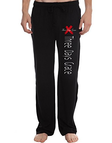 AMTT Men's Three Days Grace Lounge Pajama Pants