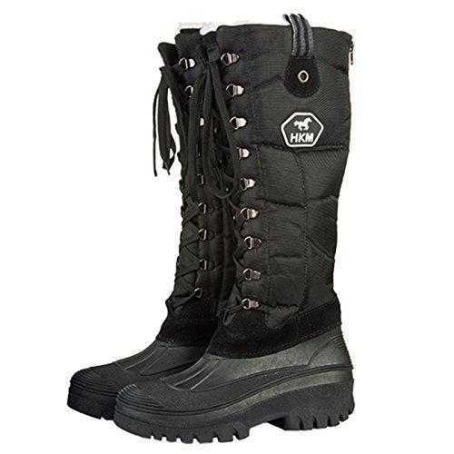 HKM bottes d'hiver thermique -Siberia- 42 Noir