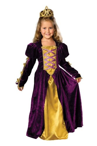 Halloween Costumes For Toddlers Diy (Regal Queen Toddler Costume)