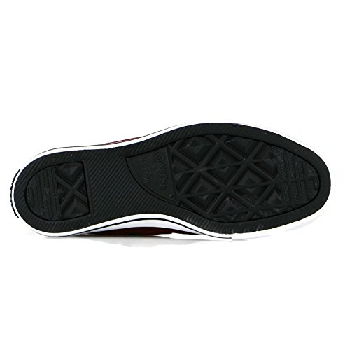Men's Oxford Brick Sneaker Fashion All Black Taylor Chuck Star Alley Converse Back White XvgwdX