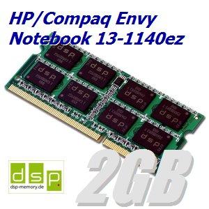 Memoria RAM de 2 GB para HP/Compaq Envy Ordenador Portatil 13 ...