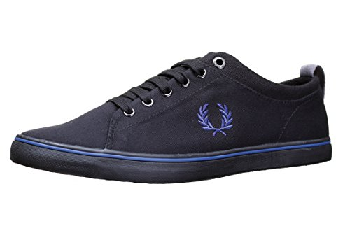 Fred Perry Hallam Twill B8272102, Herren Sneaker