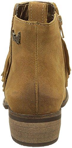 Flecos Marrón Westy con Botas Mujer para Camel Kaporal YtwqSdH