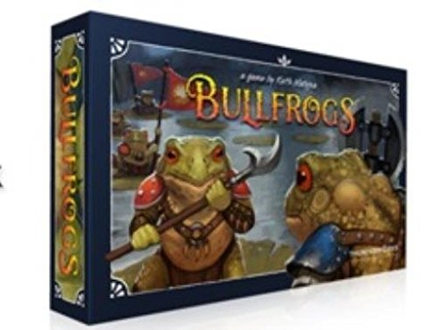Bullfrogs by Thunderworks Games