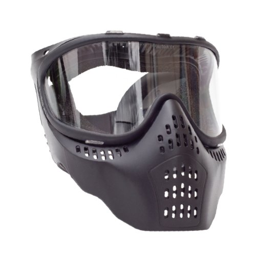 Swiss Arms JT Airsoft Mask, Black