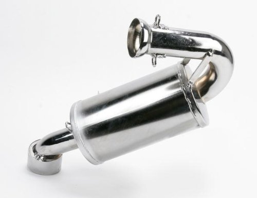 (SNO Stuff Rumble Pack Single Canister Silencer 331-402)