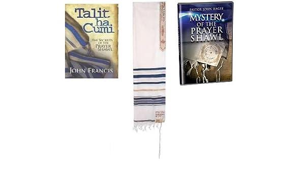 Prayer Shawl Tallit Package Sets (24