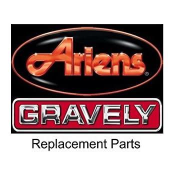 HB-RAW EDGE Part # 07235000 Genuine Ariens Gravely V-BELT