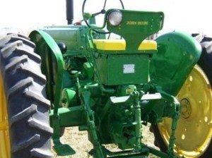 JOHN DEERE FENDERS 2 LH/RH AA4655R A B 50 60 520 530 70 620 630 720 730 (John Deere 60 Tractor)