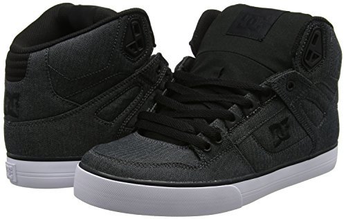 DC Shoes Spartan High WC TX Se, Scarpe da Ginnastica Basse