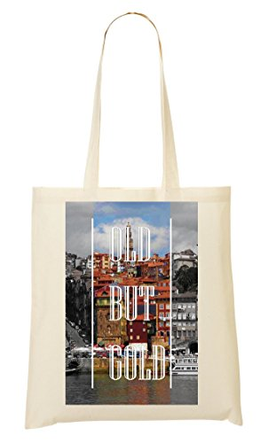 Old But Gold | Series | Porto Town | Popular Words | Osom Quotes | Cool T Shirt | Nice To | Super | Beautiful Landscape | Yolo Swag Bolso De Mano Bolsa De La Compra