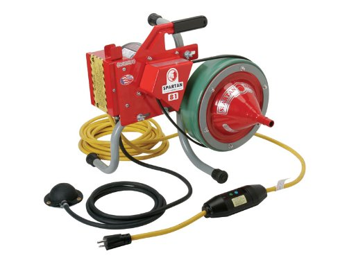 Spartan Tool 4703302 Model 81 Power Unit with Drum by Spartan Tool
