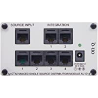 Legrand - On-Q AU1014 lyriQ Advanced Single Source Distribution Module (Bracket included)