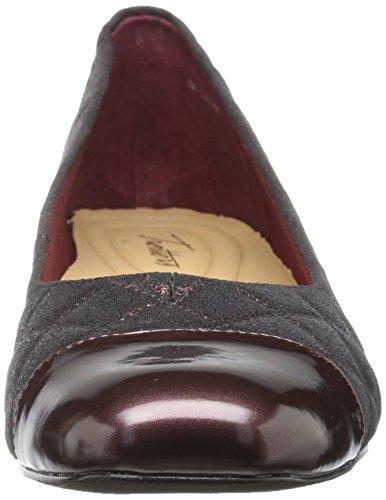 Trotters - Danelle Damen burgunderfarben