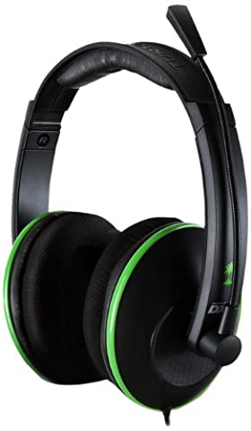 Ear Force XL1 Gaming Headset and Amplified Stereo Sound - Xbox 360 - Manufacturer Refurbished - Xbox 360 Usb Headset