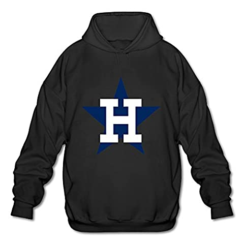 BOOMY Housto Star Logo Man's Hoodie Sweatshirt SIZE M