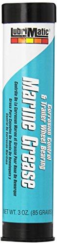 LubriMatic 11399 Marine Trailer Wheel Bearing and Corrosion Control Grease, 3 oz. Cartridge - 2 Pack (Marine Bearing)