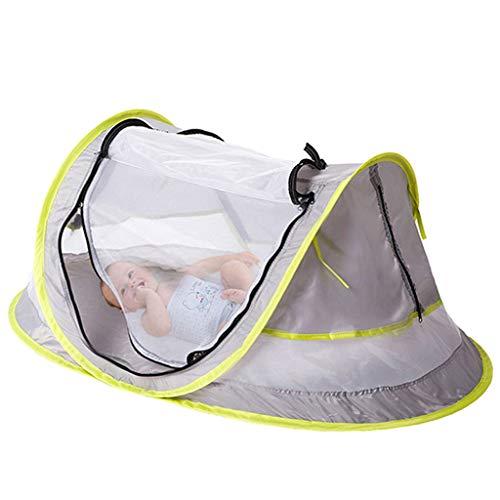 Ikevan 2019 Mesh Baby Tent Portable Foldable Mesh Baby Net Tent Child Crib Wilderness
