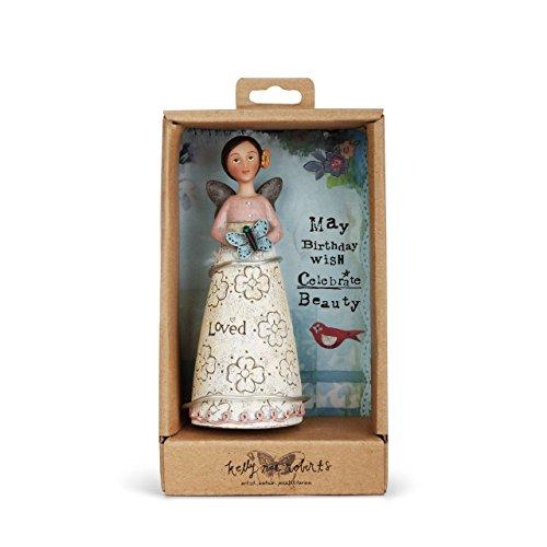 DEMFU May Birthday Wish Angel Figurine ()