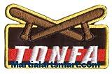 Tiger Claw Patch-Weapons Achievement - Tonfa