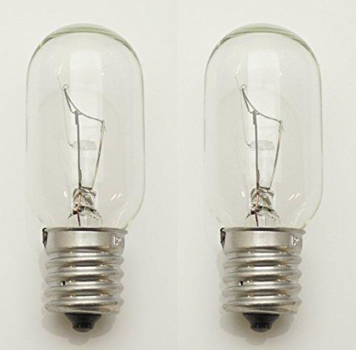 Seneca River Trading 2 Pk, Microwave Exterior Light Bulb 125