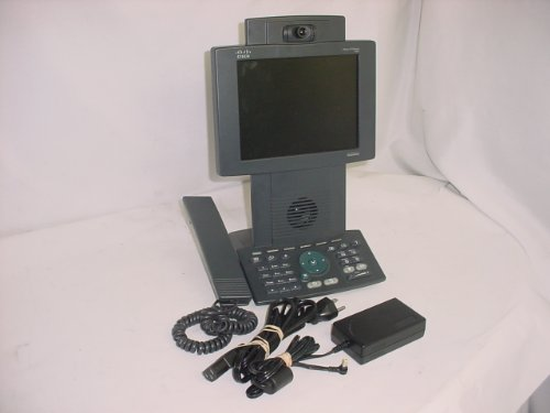 (Cisco CP-7985G - personal desktop video phone )