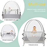 ACRABROS-Safety-Baby-Crib-Tent-Bed-Canopy,Protect
