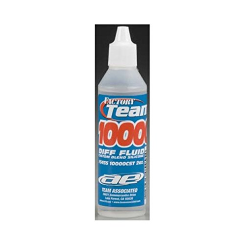 Team Associated 5455 Factory Team Silicone Differential Fluid, - Factory Team