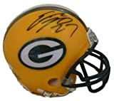 Eddie Lacy Autogrpahed/Signed Green Bay Packers Riddell Mini Helmet 12026 - JSA Certified Autograph