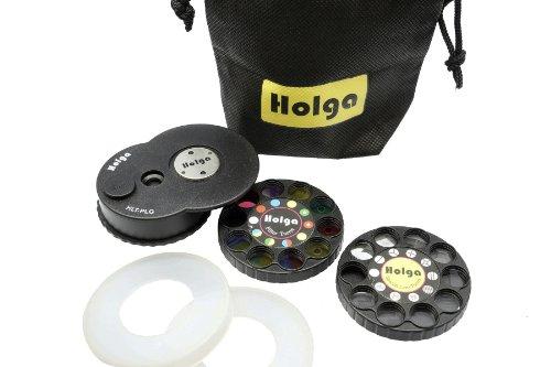 Holga Lens Turret Kit for Panasonic Lumix DMC-GH3 GH2 GH1 GX1 GF5 GF3 GF2 GF1 G10 G5 G3 G2 G1