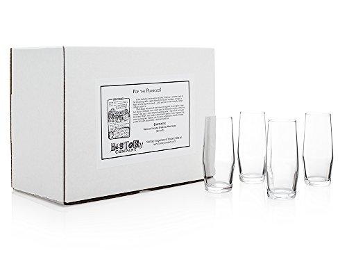 Prosecco Italiana Sparkling Wine Glass (Gift Box Set of 4)