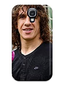 New Arrival Case Cover With DrzVHpN1214AfJJw Design For Galaxy S4- Carles Puyol Hairstyle