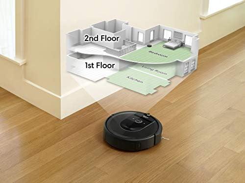 iRobot Roomba i7+ Robot Aspirador Roomba i7+ con con Estación de Limpieza Automática, Color, Pack of/Paquete de 1 16
