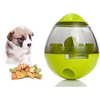 Pet Supplies : FENGRUIL Tumbler Pet Food Ball, Slow Feeder