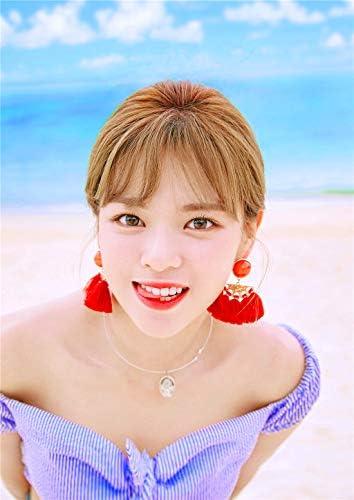 Fanstown KPOP 韓流 TWICE スペシャルアルバム「Summer Nights」樹脂は膜のA3ポスター (H13)