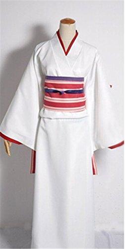 [Vicwin-One Noragami Nora Kimono Cosplay Costume] (Noragami Nora Costume)