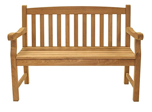 Royal Teak Collection CC2S Classic Two-Seater - Seater Teak 2