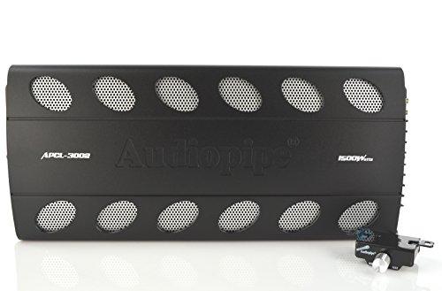 AudioPipe APCL3002 1500 Watt