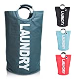 CMG Make It Easy Collapsible Laundry Hamper