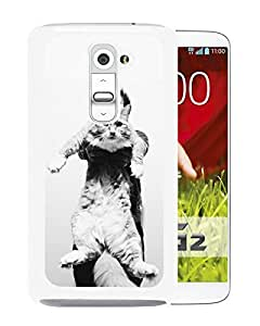 Beautiful Designed Cover Case For LG G2 With Ed Sheeran White Phone Case