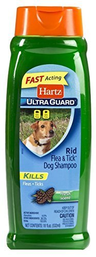 18OZ Fresh Flea Shampoo