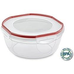 STERILITE 4.7 Quart Bowl Ultra-Seal