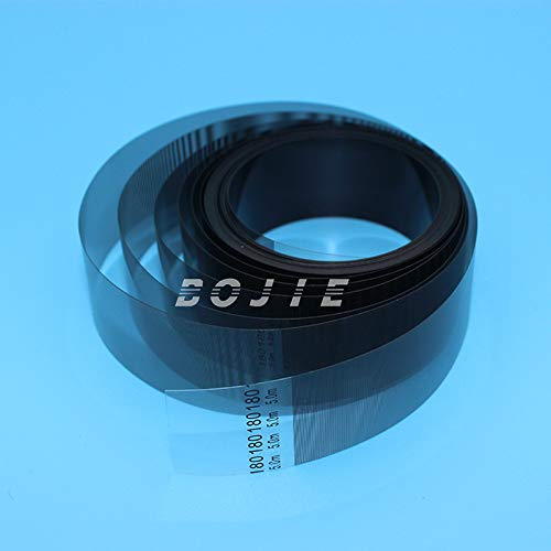 Printer Parts 180 Raster/Encoder Strip for Printer (180dpi, Length:5.0m, Wide:2.0cm)