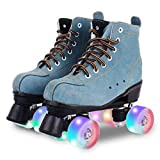 Gets Double Roller Skates, Indoor Outdoor Speed