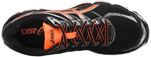 Silver Black Running Evate Orange Gel Men Shoe Hot ASICS 3 zU7fnq