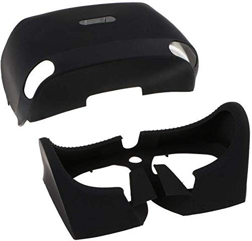 Skywin PSVR Replacement Light Shield and Protective Silicone Skin for Playstation VR Headset ()